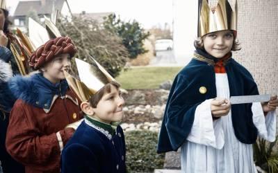 Sternsinger steigern erneut Sammelergebnis im Bistum Hildesheim